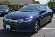 2017 Honda Accord LX Video