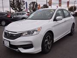 2017 Honda Accord LX Video