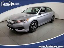 2017_Honda_Accord_LX CVT_ Cary NC