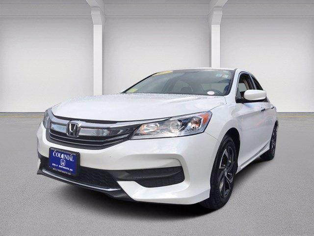 2017 Honda Accord LX CVT Dartmouth MA