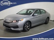 2017_Honda_Accord_LX CVT_ Raleigh NC