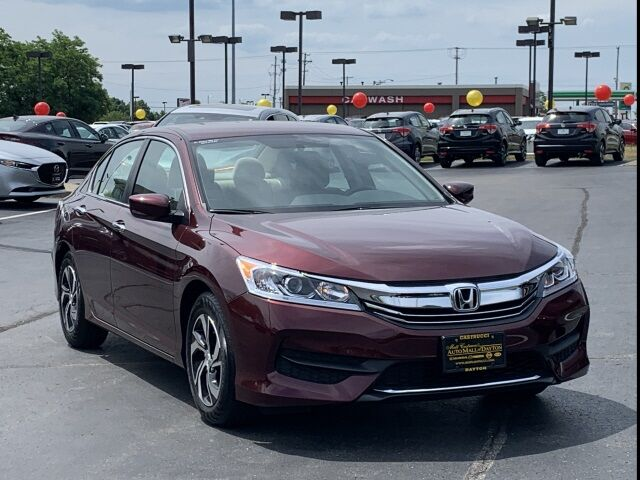 2017 Honda Accord LX Dayton OH