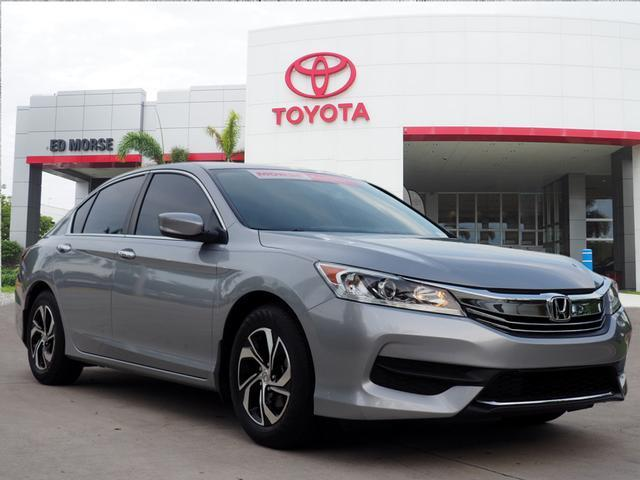 2017 Honda Accord LX Delray Beach FL