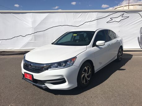 2017_Honda_Accord_LX_ El Paso TX