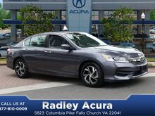 2017_Honda_Accord_LX_ Falls Church VA