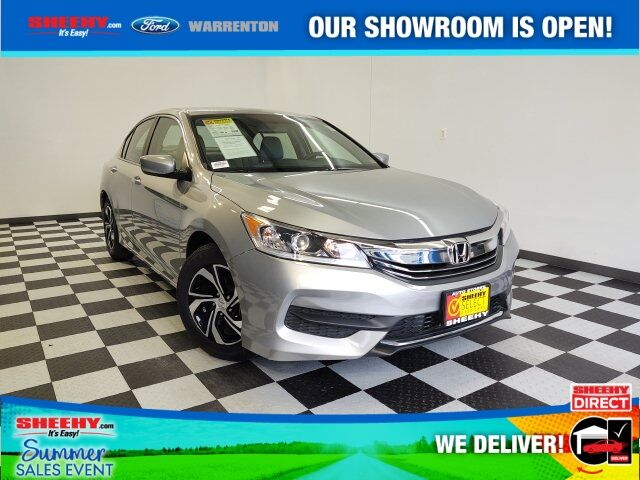 2017 Honda Accord LX Warrenton VA