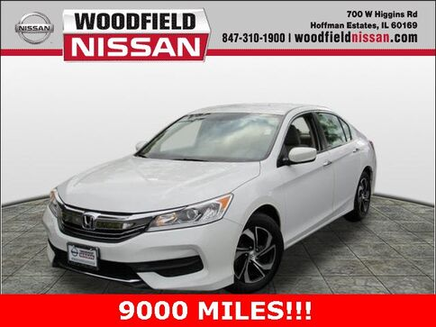 2017_Honda_Accord_LX_ Hoffman Estates IL