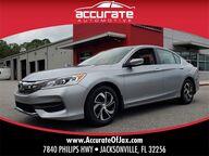 2017 Honda Accord LX Jacksonville FL