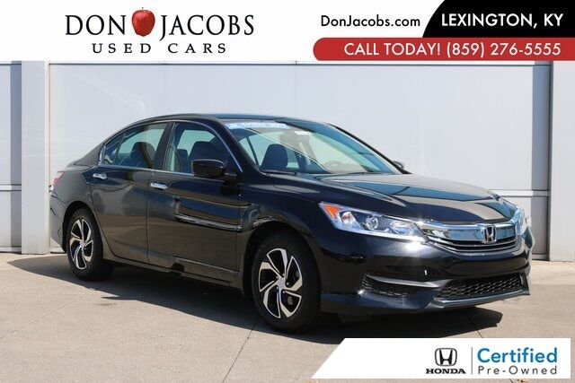 2017 Honda Accord LX Lexington KY