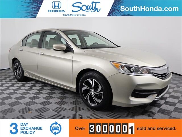 2017 Honda Accord LX Miami FL