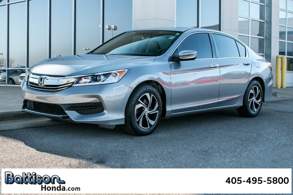2017_Honda_Accord_LX_ Oklahoma City OK