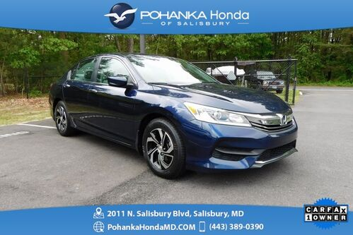 2017_Honda_Accord_LX_ Salisbury MD