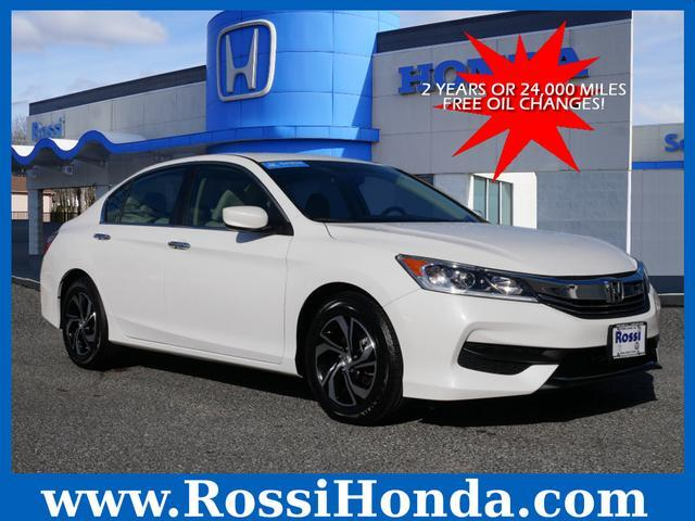 2017 Honda Accord LX Vineland NJ