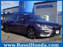 2017_Honda_Accord_LX_ Vineland NJ