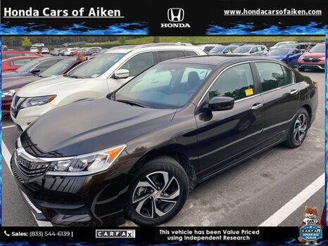 2017_Honda_Accord_LX_ Aiken SC