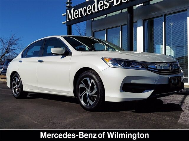2017 Honda Accord LX Wilmington DE