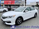 2017 Honda Accord LX w/Pedigree Salinas CA
