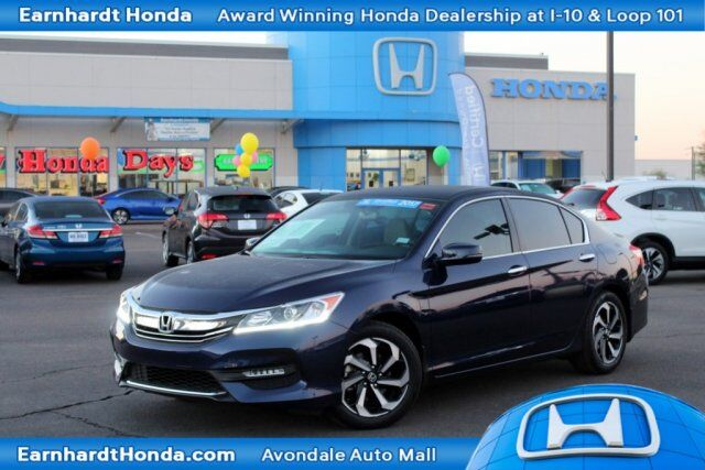 2017 Honda Accord Sedan EX Avondale AZ