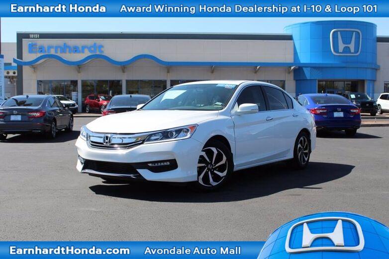 2017 Honda Accord Sedan EX Avondale AZ