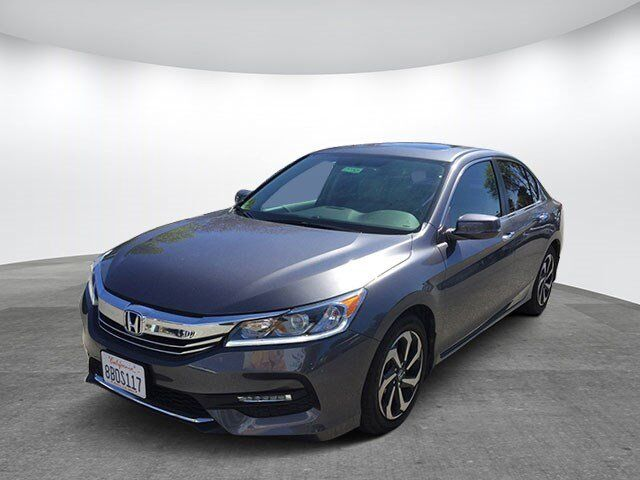 2017 Honda Accord Sedan EX Chico CA