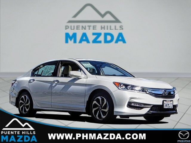 2017 Honda Accord Sedan EX City of Industry CA