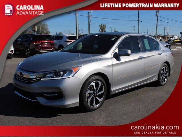 2017 Honda Accord Sedan EX High Point NC