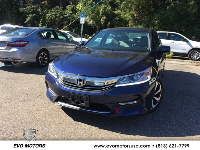 2017 Honda Accord Sedan EX Jacksonville FL