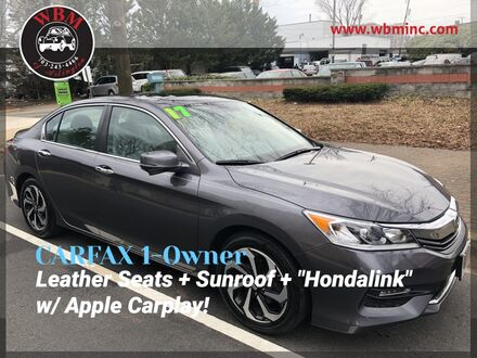 2017_Honda_Accord Sedan_EX-L_ Arlington VA