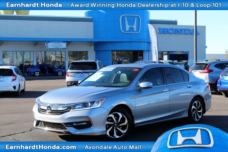 2017 Honda Accord Sedan EX-L Avondale AZ