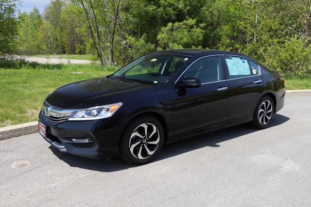 2017 Honda Accord Sedan EX-L Brewer ME