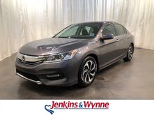 2017_Honda_Accord Sedan_EX-L CVT_ Clarksville TN