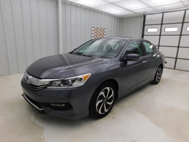 2017 Honda Accord Sedan EX-L CVT Manhattan KS