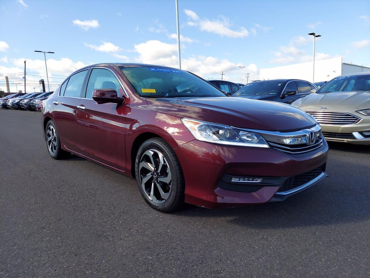 2017 Honda Accord Sedan EX-L Conshohocken PA