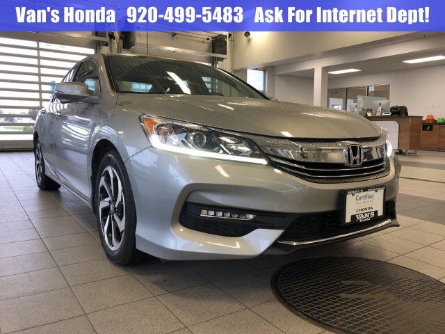 2017 Honda Accord Sedan EX-L Green Bay WI