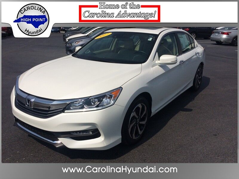 Superb 2017 Honda Accord Sedan EX L High Point NC