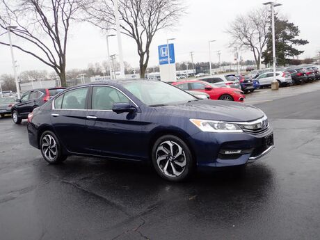 2017 Honda Accord Sedan EX-L Libertyville IL