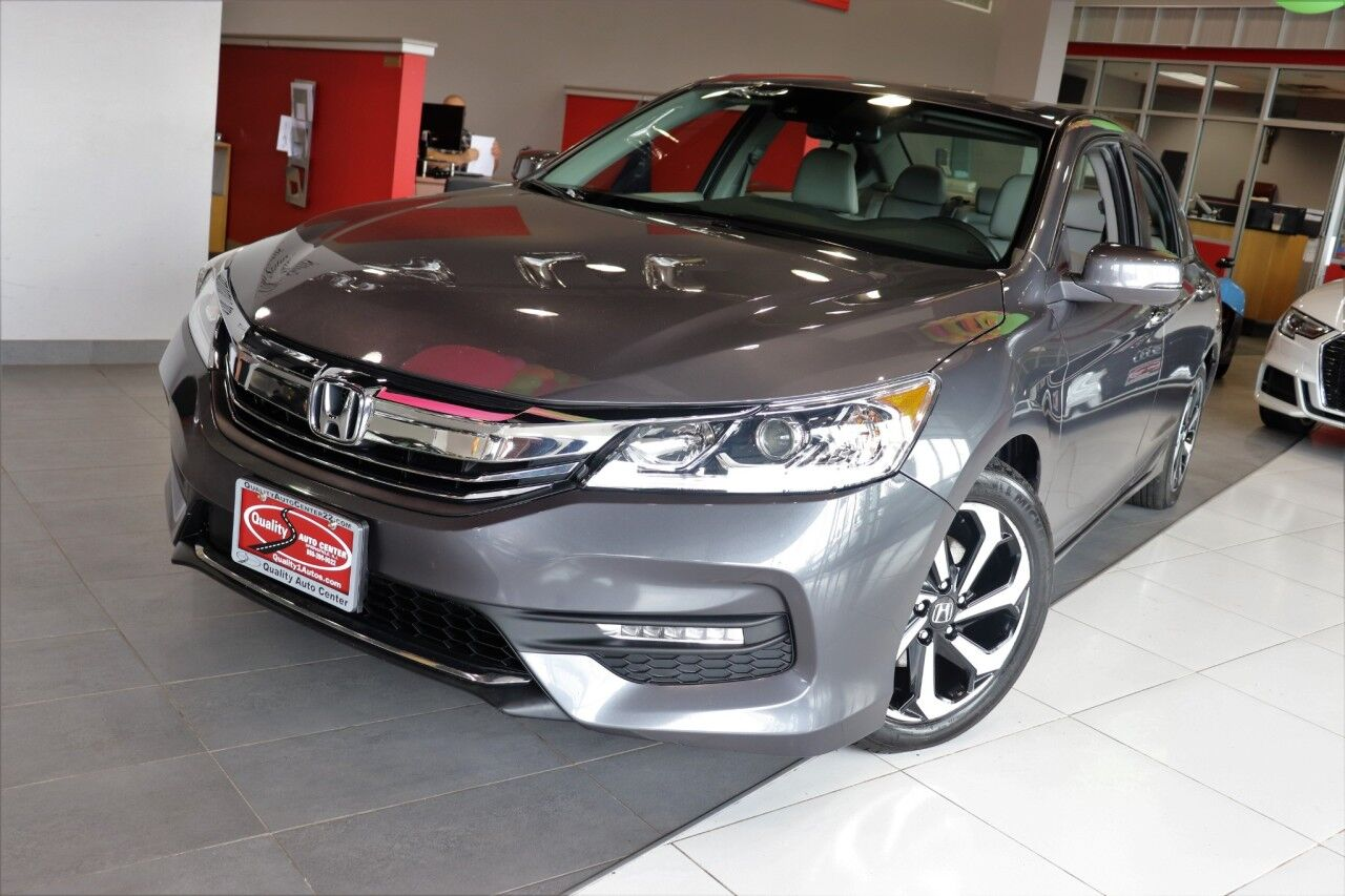 2017 Honda Accord Sedan EX-L Navigation Backup Camera 1 Owner Springfield NJ