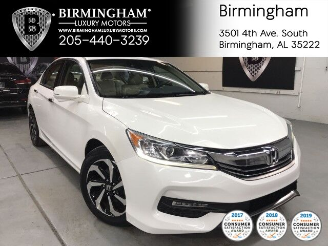 2017 Honda Accord Sedan EX-L Sedan V6 CVT w/ Honda Sensing 6-Spd AT Birmingham AL