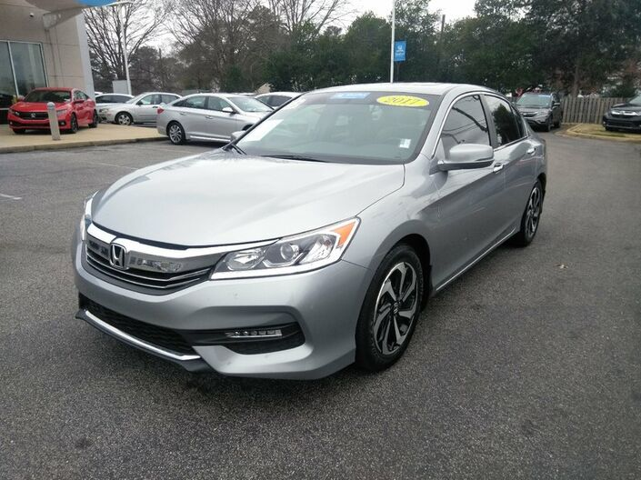 2017 Honda Accord Sedan EX-L Tuscaloosa AL