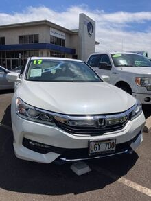 2017_Honda_Accord Sedan_EX-L V6 Auto_ Kahului HI