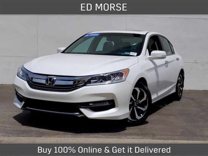 2017 Honda Accord Sedan EX-L V6 Auto Riviera Beach FL