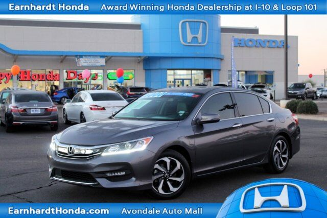 2017 Honda Accord Sedan EX-L V6 Avondale AZ