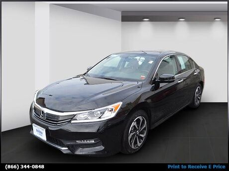 2017 Honda Accord Sedan EX-L V6 Brooklyn NY