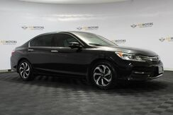 2017_Honda_Accord Sedan_EX-L V6 Navigation,Sun Roof,RearView Cam,Push Start_ Houston TX
