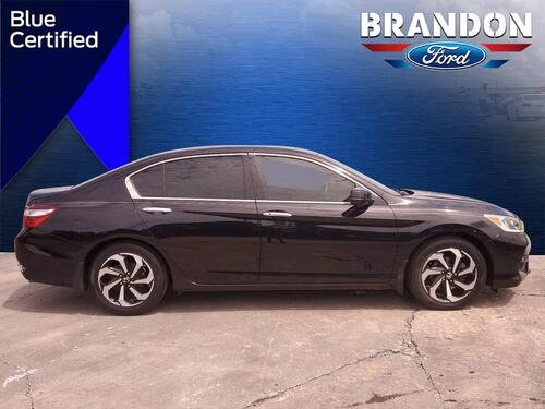 2017 Honda Accord Sedan EX-L V6 Tampa FL