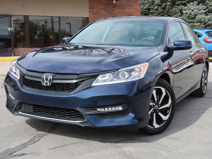 2017 Honda Accord Sedan EX-L West Jordan UT