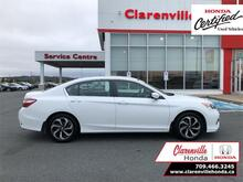 2017_Honda_Accord Sedan_LX  - Certified - Bluetooth - $134 B/W_ Clarenville NL