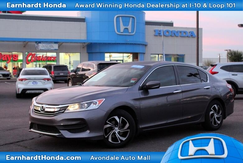 2017 Honda Accord Sedan LX Avondale AZ