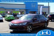 2017 Honda Accord Sedan LX Video
