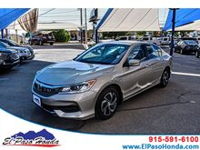 2017_Honda_Accord Sedan_LX CVT_ El Paso TX
